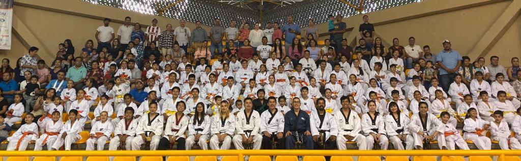 Misto Erer taekwondo México