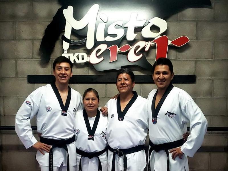 mistoerer taekwondo mexico 1