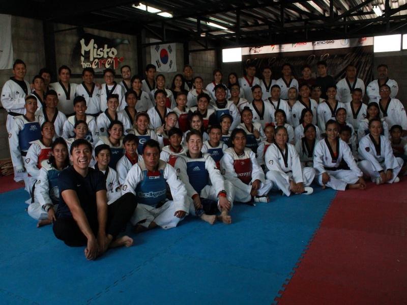 mistoerer taekwondo mexico 2