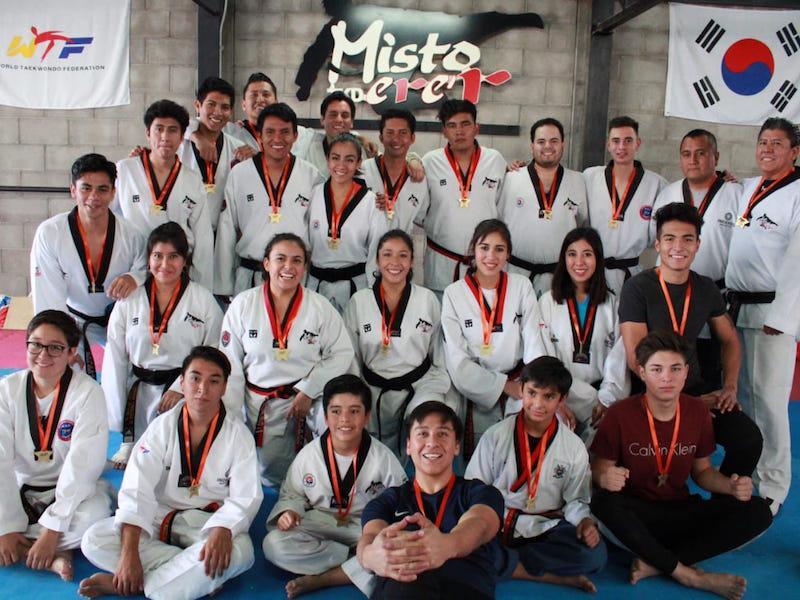 mistoerer taekwondo mexico 6