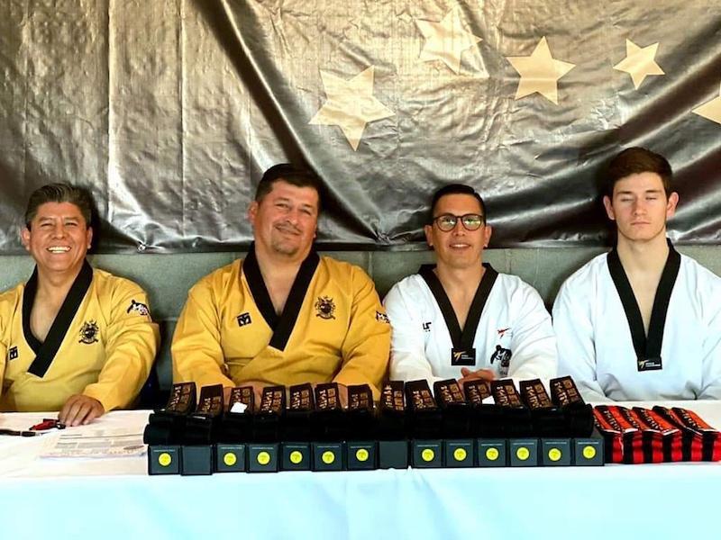 mistoerer taekwondo mexico 8