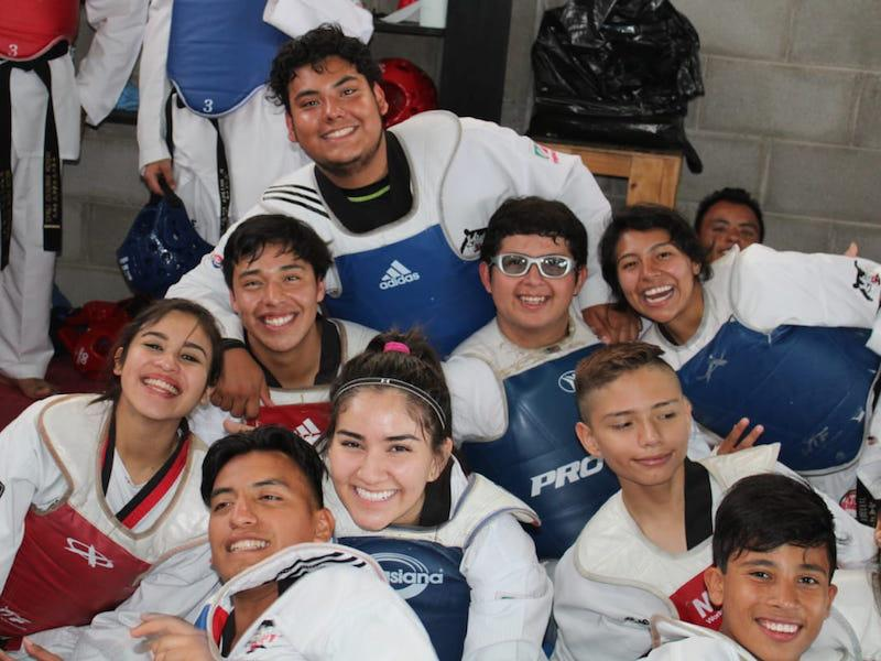 mistoerer taekwondo mexico 9