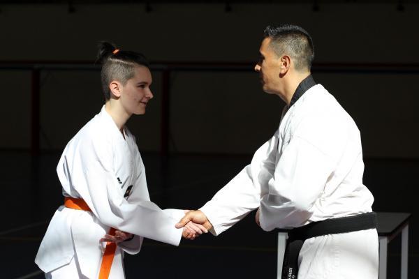 cinture taekwondo italia trentino misto erer