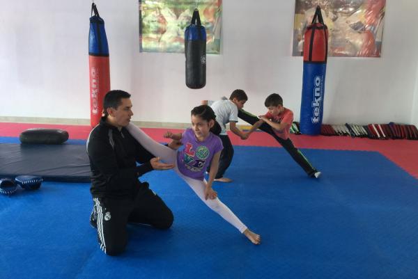 corsi di taekwondo trentino italia misto erer