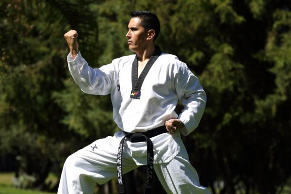 maestri di taekwondo italia misto erer israel vazquez